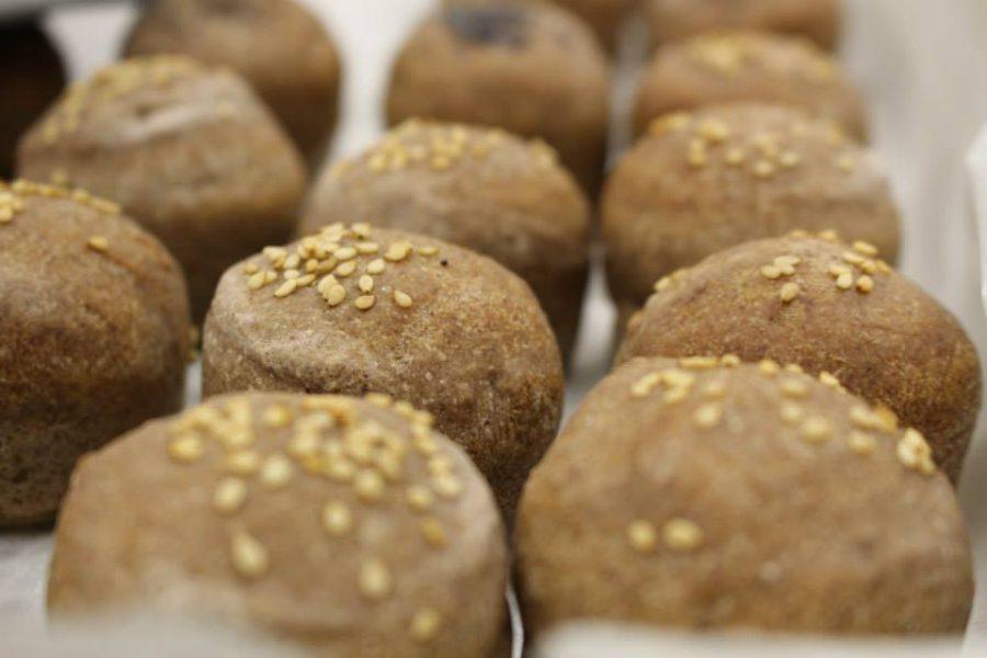 Pane Gluten free con lievito madre e semi di sesamo e papavero