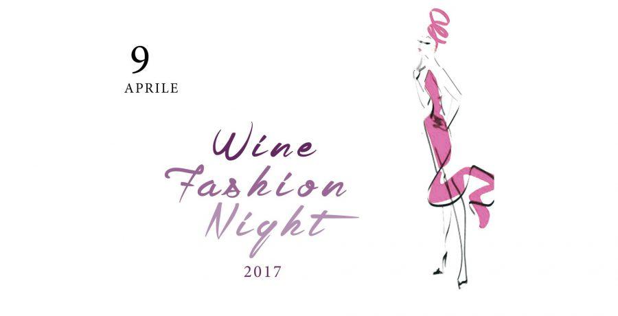 Wine Fashion Night, sfilata di moda nel calice e nel piatto