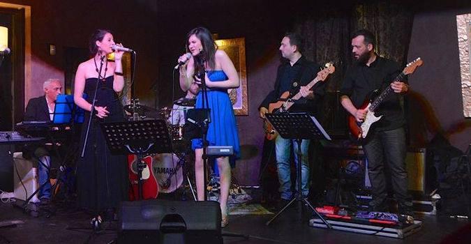 Cena con concerto dell'Accademia di canto al Flora